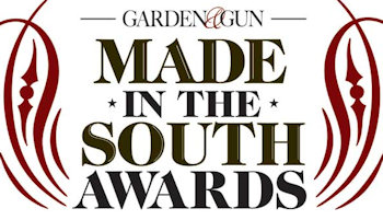 Garden & Gun Made in South Award