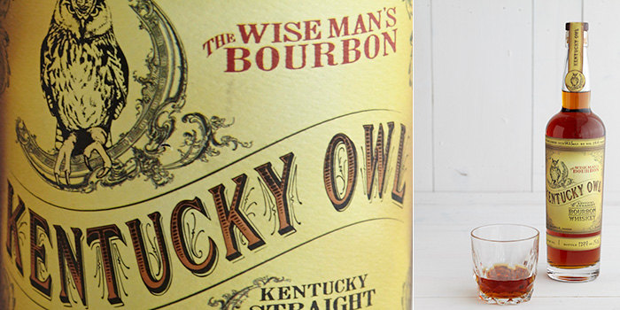 Kentucky Owl Straight Bourbon Whiskey